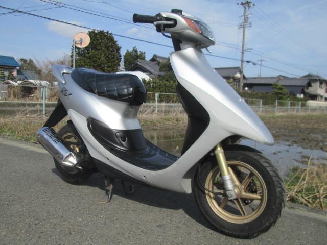 ホンダ ライブDio ZX 最終型 キーシャッター エナメルシートの画像(愛知県