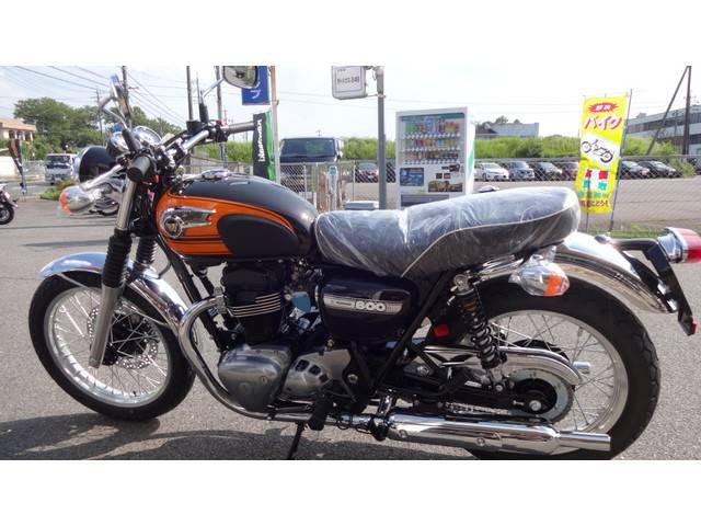 カワサキ W800ファイナルモデルの画像(愛知県