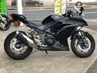 カワサキ Ninja 250ブラックの画像(愛知県