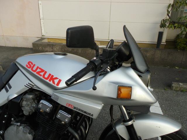スズキ GSX750S KATANAの画像(三重県