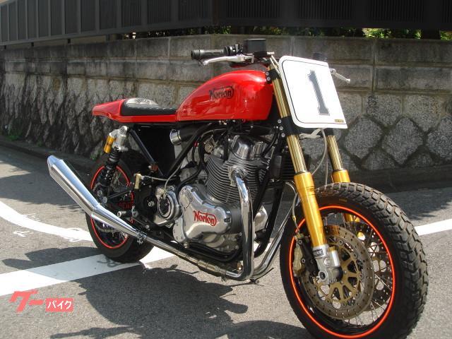 NORTON コマンド961カフェレーサーの画像(愛知県