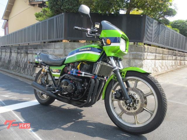 カワサキ Z1000Rの画像(愛知県