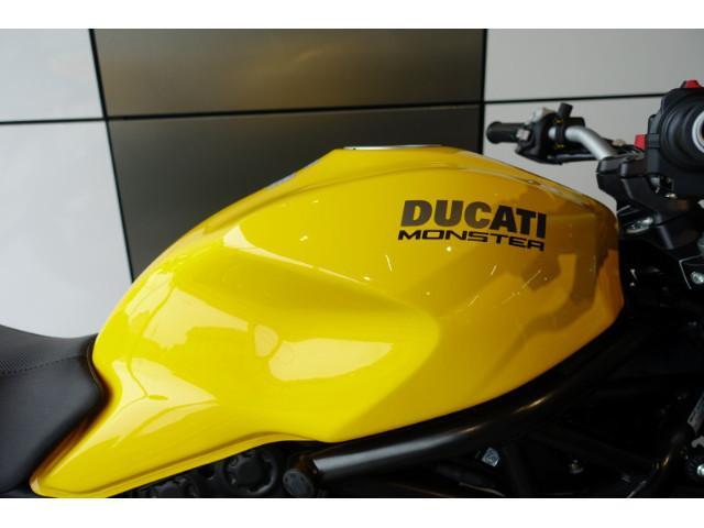 DUCATI モンスター821の画像(静岡県