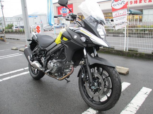 スズキ V-ストローム650 ABS 2017の画像(静岡県
