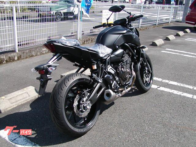 ヤマハ MT-07 ABSの画像(静岡県
