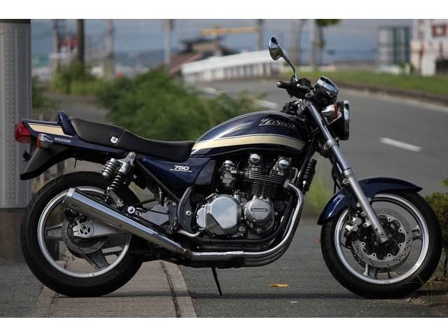 カワサキ ZEPHYR750の画像(静岡県