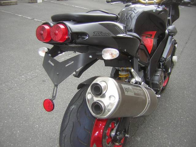 aprilia TUONO1000R テーパーハンドルバー 1オーナーの画像(愛知県