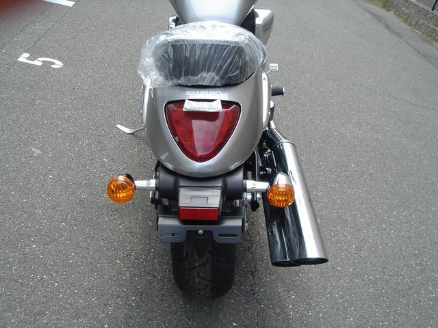 スズキ ブルバード400の画像(愛知県
