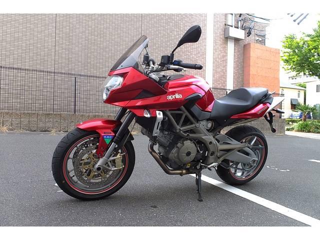 aprilia SHIVER750GT グーバイク鑑定車の画像(愛知県