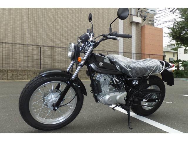 スズキ バンバン200の画像(愛知県