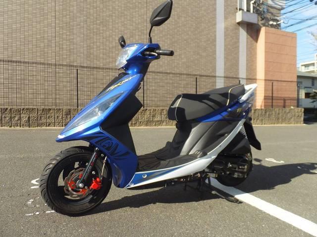 SYM RX110EFiの画像(愛知県