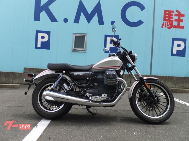 MOTO GUZZI V9ローマーの画像(愛知県