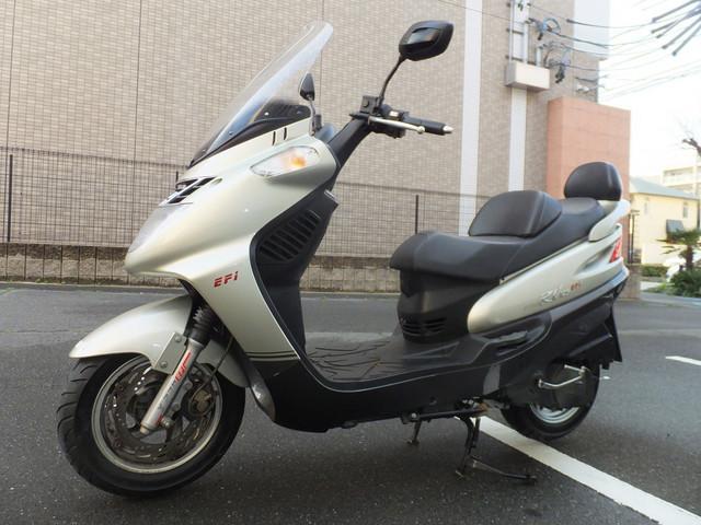 SYM RV125EFiの画像(愛知県