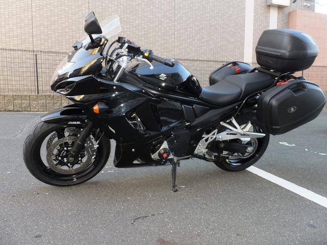 スズキ Bandit1250Fの画像(愛知県