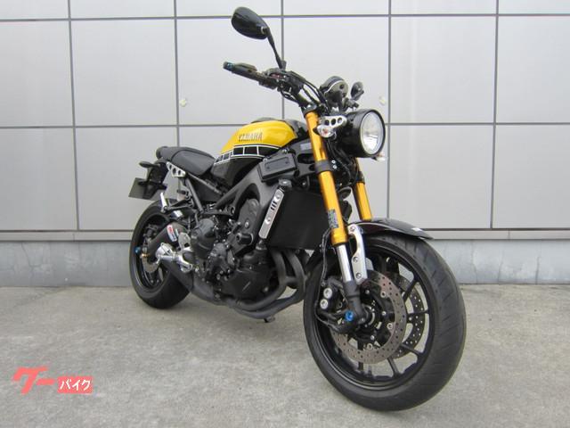 ヤマハ XSR900の画像(静岡県
