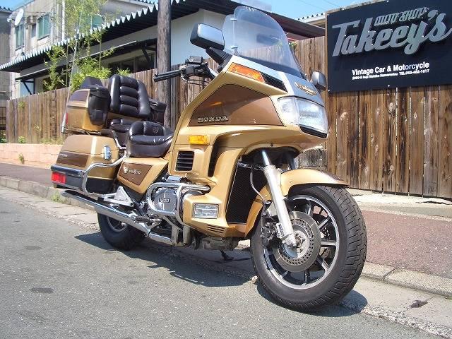 ホンダ GL1200の画像(静岡県