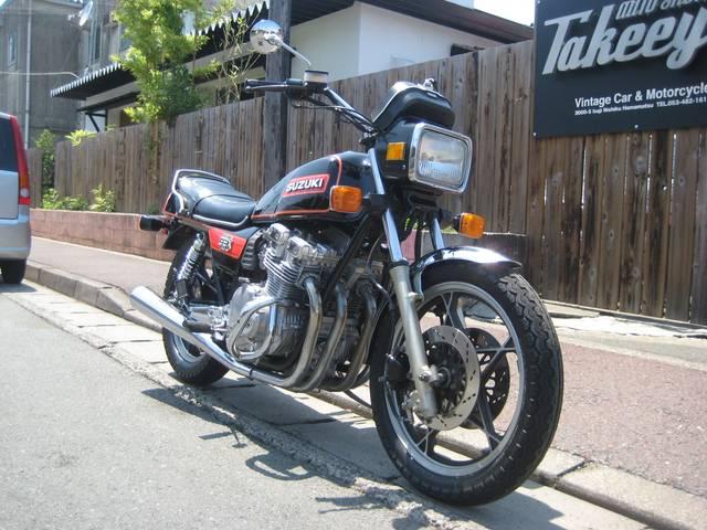 スズキ GSX750Eの画像(静岡県