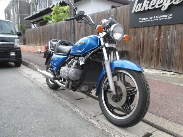 ホンダ GL1100の画像(静岡県