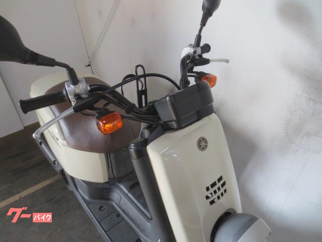 ヤマハ VOX ベージュ 新品バッテリーの画像(愛知県