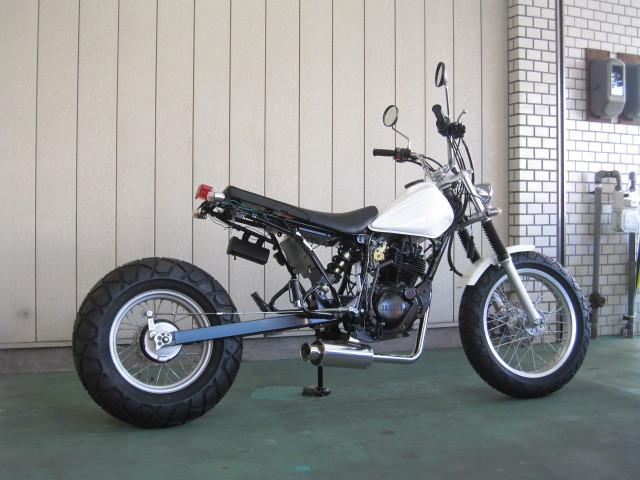 ヤマハ TW200ロンスイカスタムの画像(愛知県