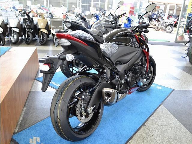 スズキ GSX-S1000 ABS レッド・ブラックの画像(愛知県