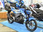 スズキ GSX-S125 ABS ブルーの画像(愛知県