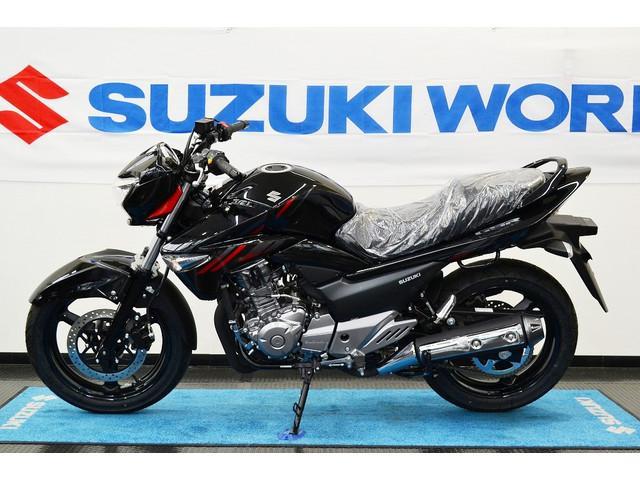 スズキ GSR250 2017年 NEWカラー ブラックの画像(愛知県