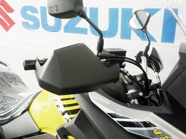 スズキ V-ストローム650XT ABS 2017年NEWモデル イエローの画像(愛知県