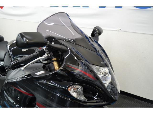 スズキ GSX1300Rハヤブサ ストライカーマフラー換装 ナイトロンリヤサス改の画像(愛知県