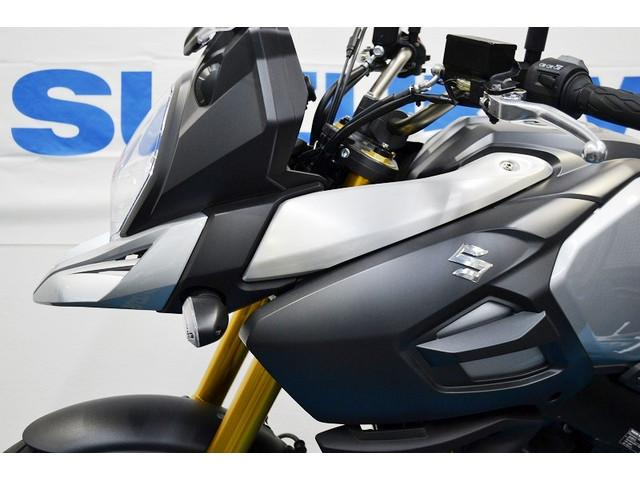スズキ V-ストローム1000ABS スズキワールド認定中古車 シルバーカラーの画像(愛知県