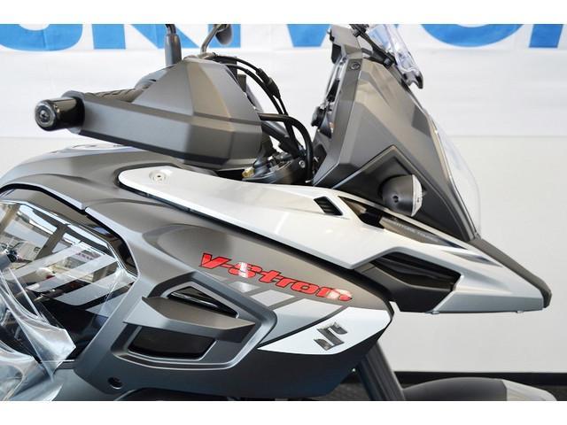 スズキ V-ストローム1000XT 2017年モデル スポークホイールの画像(愛知県