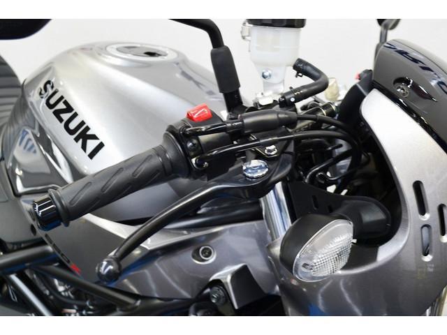 スズキ SV650X ABS オールトグレーメタリックの画像(愛知県
