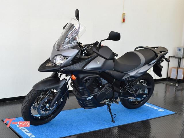 スズキ V-ストローム650XT ABS グレーの画像(愛知県
