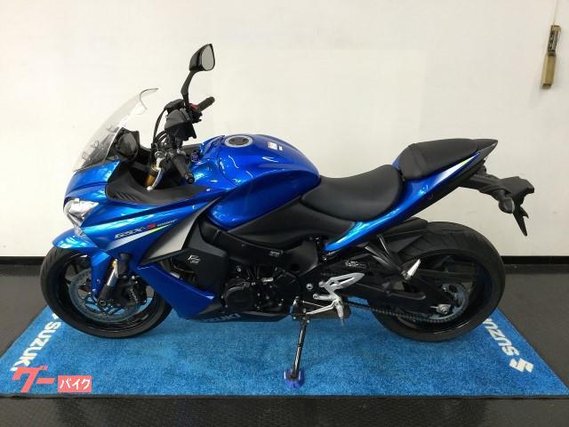 スズキ GSX-S1000F ABS ブルーの画像(愛知県