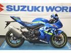 スズキ GSX-R1000 ABS 2017年モデル ブルーの画像(愛知県