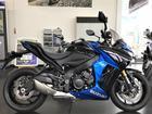 GSX−S1000F ABS ブルー