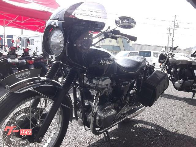 カワサキ W400の画像(三重県