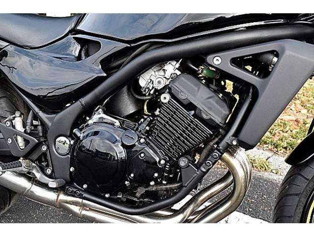 カワサキ BALIUS A4 BLACK LIMITEDの画像(愛知県