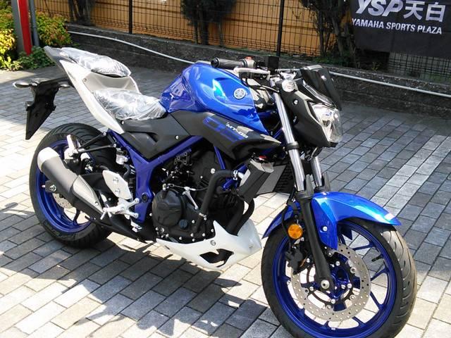 ヤマハ MT-25 BlueSPの画像(愛知県