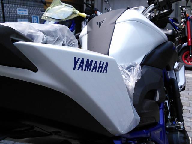 ヤマハ MT-25 WhiteSPの画像(愛知県