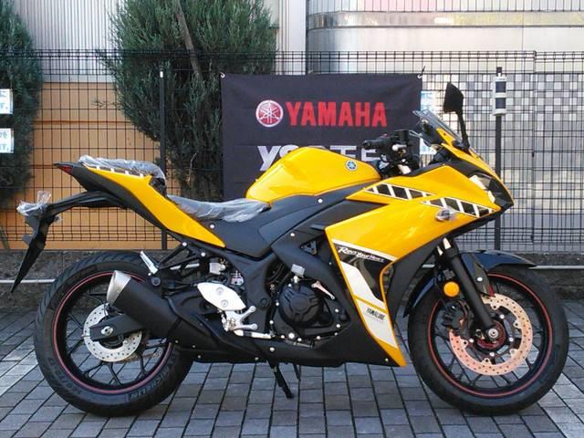 ヤマハ YZF-R25 ABS インターカラーの画像(愛知県
