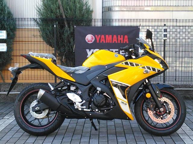 ヤマハ YZF-R3 インターカラーの画像(愛知県