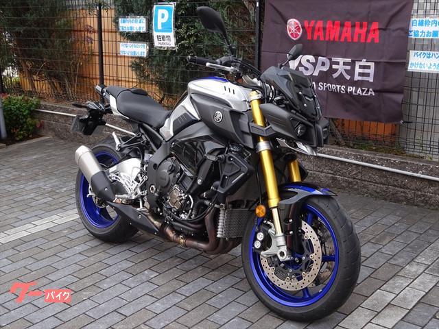 ヤマハ MT-10 SP シルバー 新車の画像(愛知県
