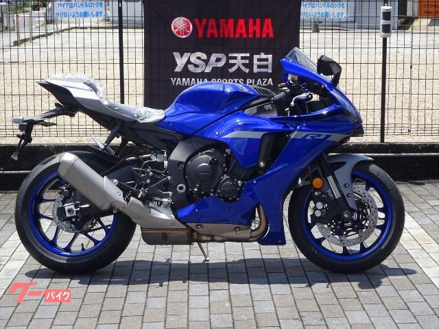 YZF−R1 2020年 国内モデル ブルー 新車