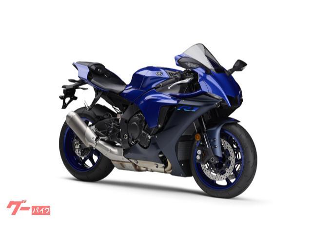 YZF−R1 2022年モデル ブルー 新車