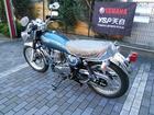ヤマハ SR400 新車 ブルーの画像(愛知県