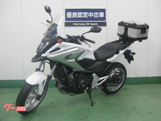 ホンダ NC750X 優良認定中古車の画像(愛知県