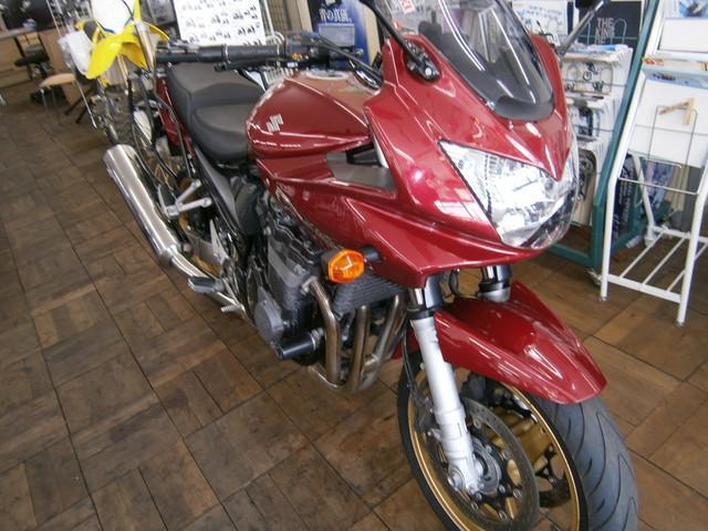 スズキ Bandit1200S ABS 油冷ファイナルエディションの画像(三重県