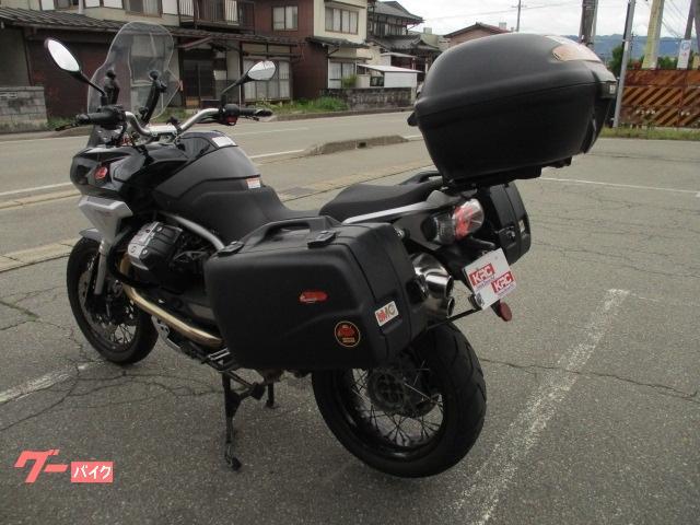 MOTO GUZZI ステルビオ 4Vパニアケース付きの画像(岐阜県
