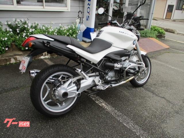 BMW R1200R・純正パニアケース付きの画像(岐阜県